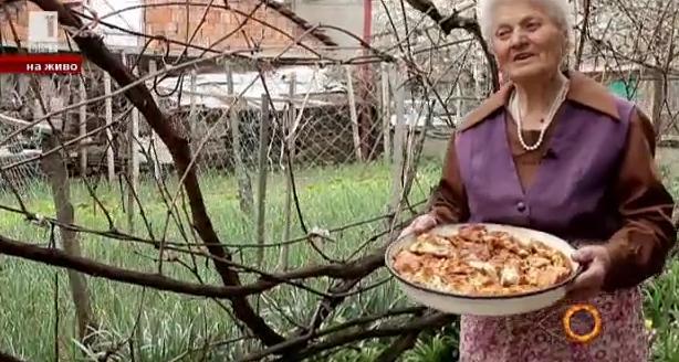 Баба Финка от Монтана слага в джоба си всички майстори на вино