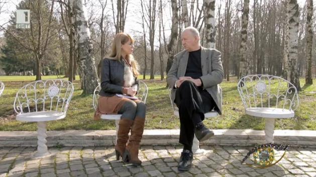 В парка с Павел Попандов