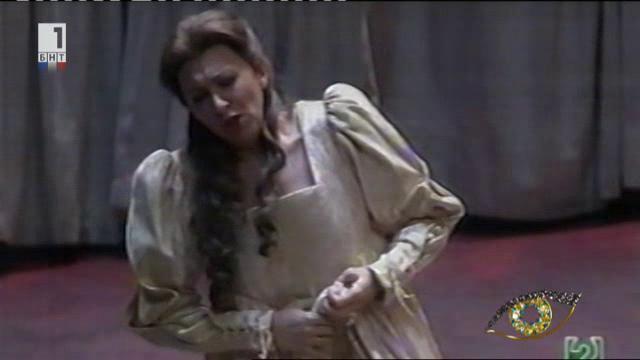 Оперната прима с най-красивия сопран