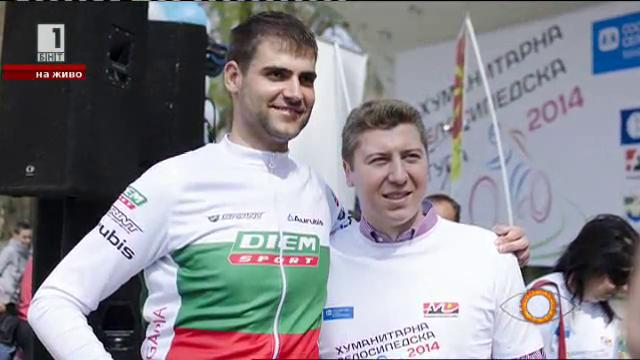 Защо едно пораснало дете от SOS Детски селища реши да обиколи Европа с колело?