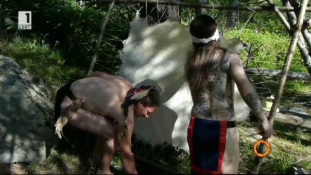 Българите, които стриктно спазват ритуалите на индианците
