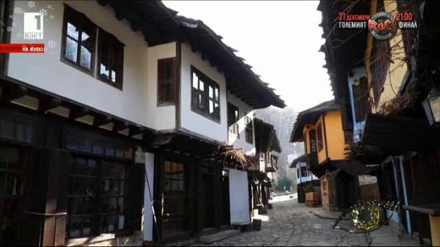Етъра - единственият етнографски музей на открито
