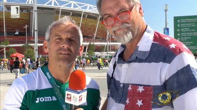 Спортният ентусиаст, който кръщава децата си на олимпийските градове