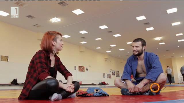 Отблизо Марко Косев - световен шампион по бойно самбо