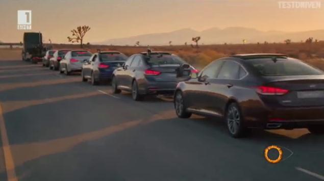 За безпилотните коли и електромобилите