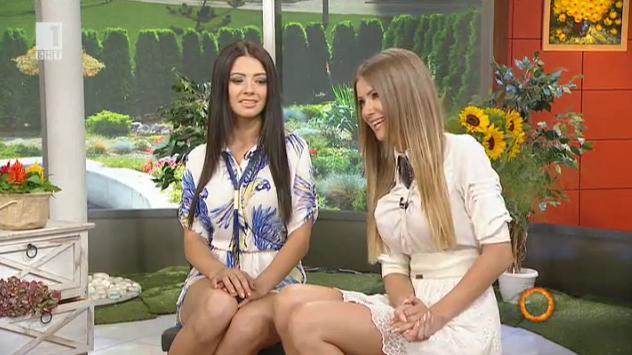 Мими и Мая Чаушеви за успеха на жените в бизнеса