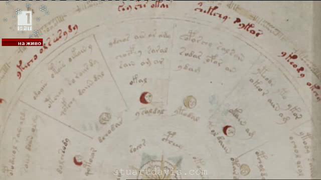 Неразчетеният ръкопис на Войнич
