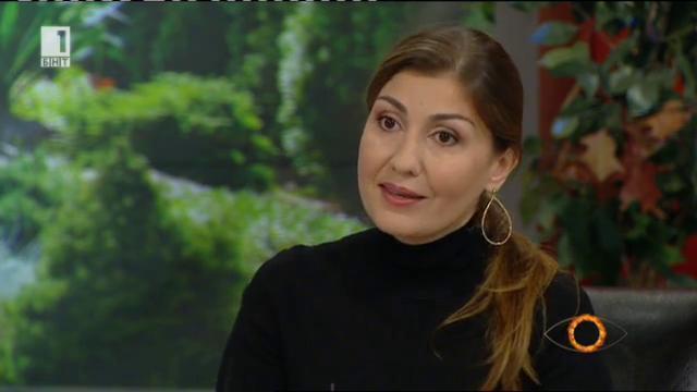 Теодора Игнатова - почетният консул на България в ДР Конго