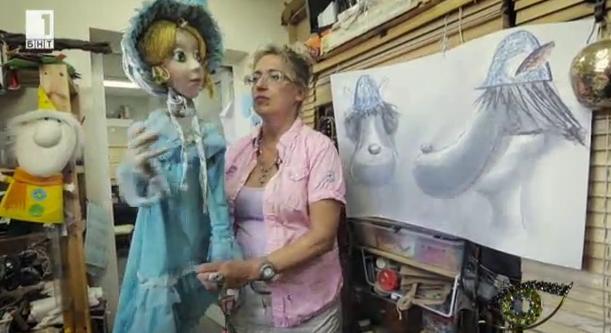 Тайните кътчета на Националната академия за театрално и куклено и филмово изкуство