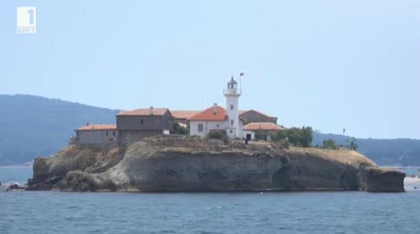 Островът Света Анастасия