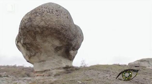 Скалните феномени край Златоград