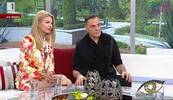 Драго Драганов и Йоанна Драгнева за магията на Детска Евровизия 2015