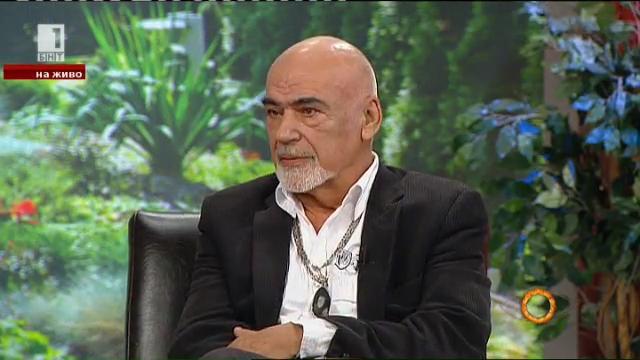 Актьорът и режисьор Димитър Еленов за словото и призванието да бъде просветител на младите в театъра