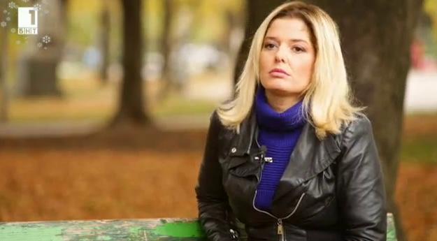Интервю в парка с Александра Сърчаджиева
