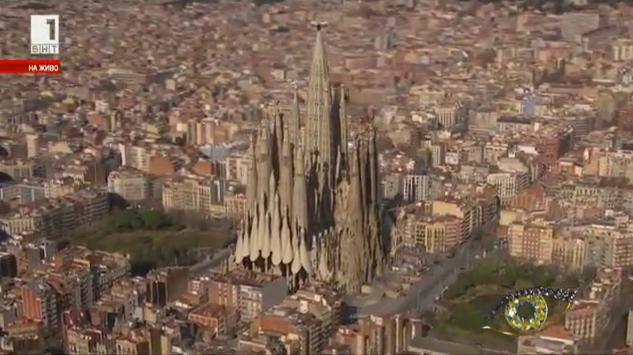Саграда Фамилия в Барселона – творението на Антонио Гауди
