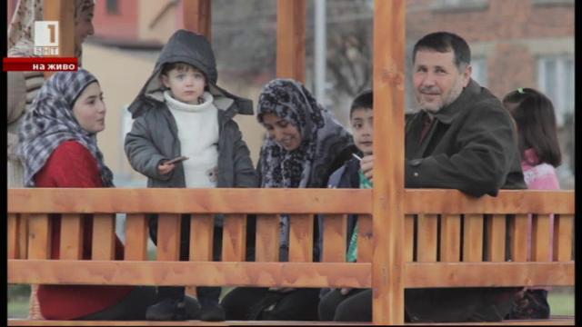 Историята на сирийско семейство бежанци