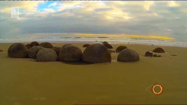 Камъните Моераки