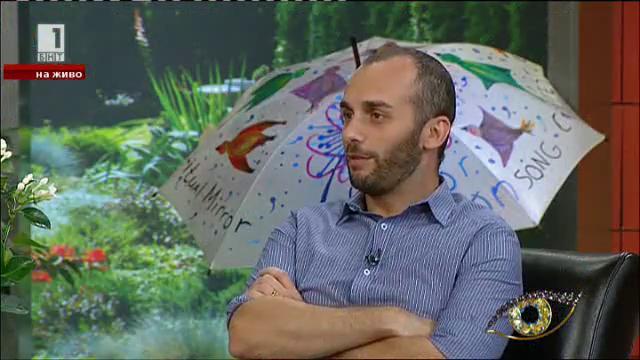 Гордън Бонело за Детската Евровизия