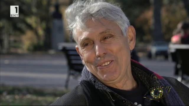 Интервю в парка: Юрий Ангелов