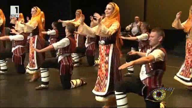 Защо според ансамбъл Българе фолклорът е осмото чудо на света?