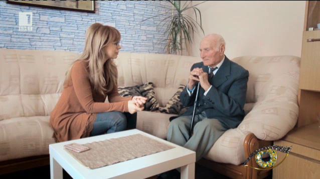 """102-годишният дядо Асен в """"Столетниците на България"""""""