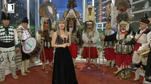 Сурвакарите от Долна Секирна за обредите, с които влизаме в новата година
