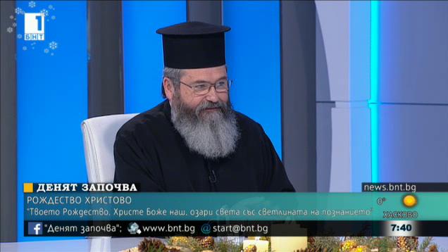 Отец Ангел Ангелов: Смирението е всекидневие