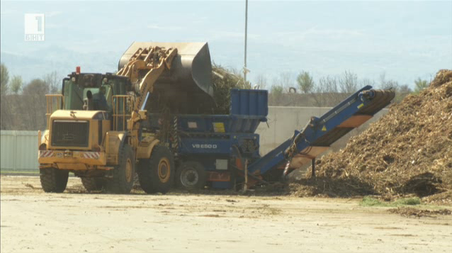 Как Столична община превръща биологичните отпадъци в компост и течен тор?