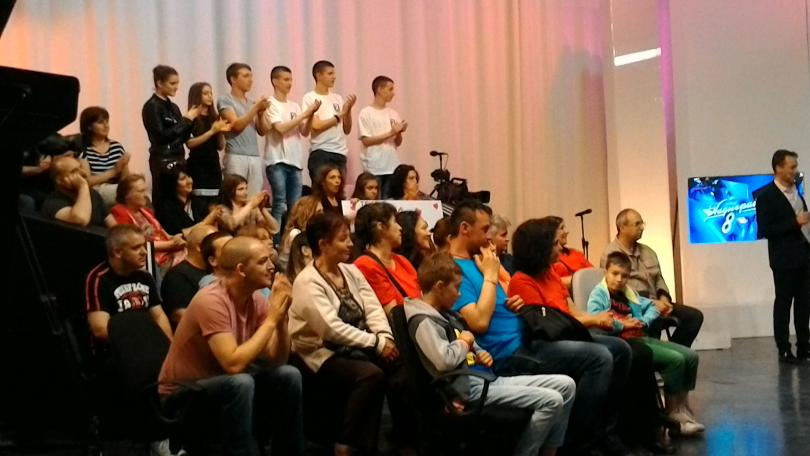 снимка 14 Надиграй ме!, епизод 3: Кремиковци среща клуб София Данс