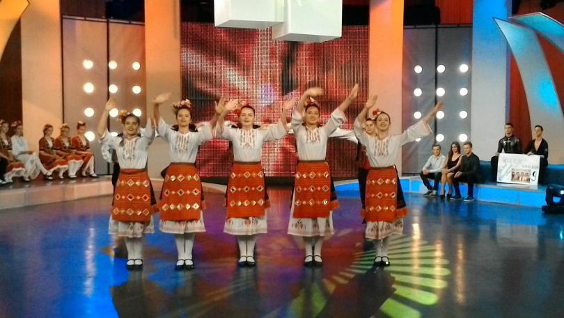 """снимка 16 Надиграй ме!, епизод 5: """"Одесос Денс 1975 срещу """"Полянци"""""""