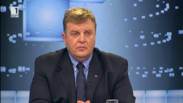 Красимир Каракачанов: На 3 август ще обявим създаването на патриотичния фронт между ВМРО и НФСБ