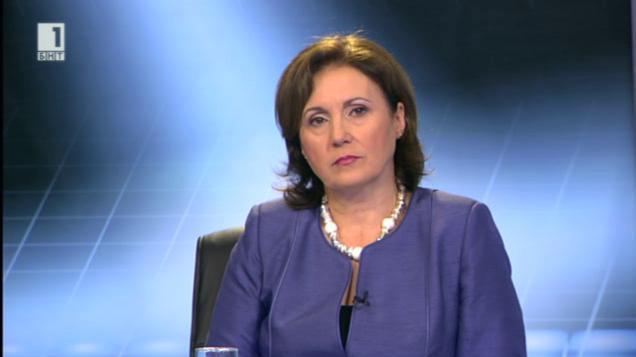 Накъде се цели ГЕРБ – разговор с Румяна Бъчварова