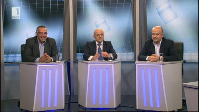 Заплита ли се политическата интрига – Томислав Дончев, Антон Кутев и Камен Костадинов