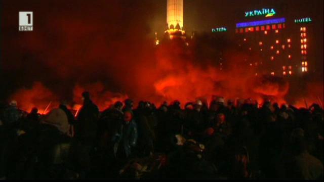 Москва срещу Европа заради Украйна