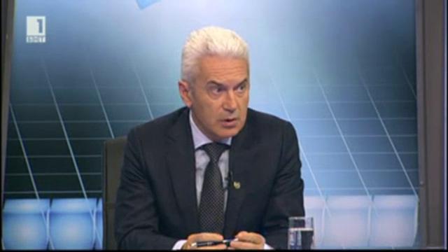 Волен Сидеров: Няма конфликт Русия-Украйна, всичко е постановка