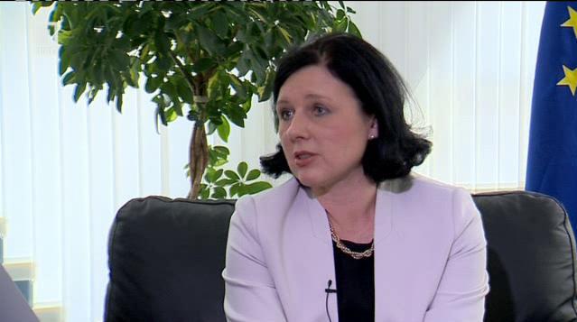 Вера Йоурова: Останах с впечатлението, че България се движи в правилната посока