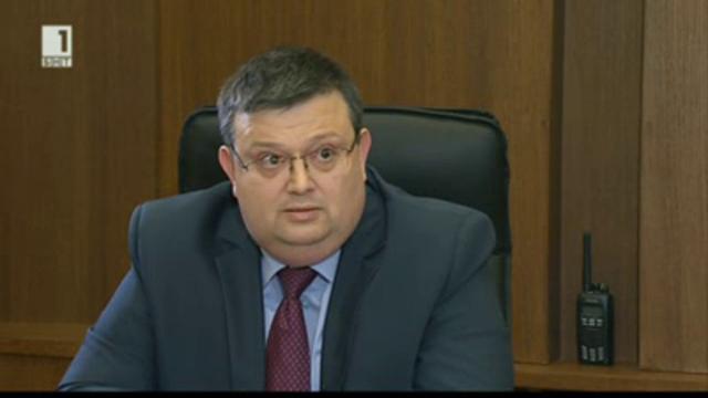 Сотир Цацаров коментира работата на прокуратурата