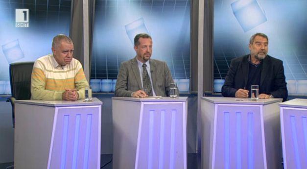 Избор след избора – коментари на Михаил Константинов, Иво Христов и Васил Гарнизов