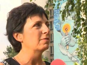 Теодора Димова и нейната надежда за промяна - репортаж на Надежда Узунова
