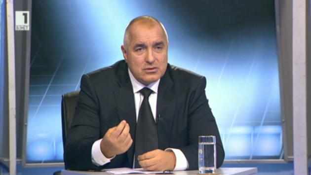Борисов: Обречени сме да работим заедно с Реформаторския блок