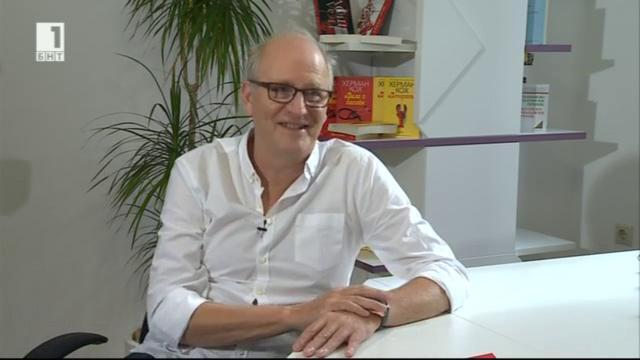 Политически некоректен - холандският писател Херман Кох