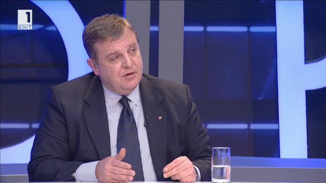 Красимир Каракачанов: България не може да стане място, на което да се заселват нелегални имигранти