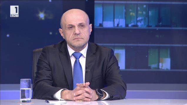 Томислав Дончев: В нашата програма фокусът е мерки за увеличаване на растежа