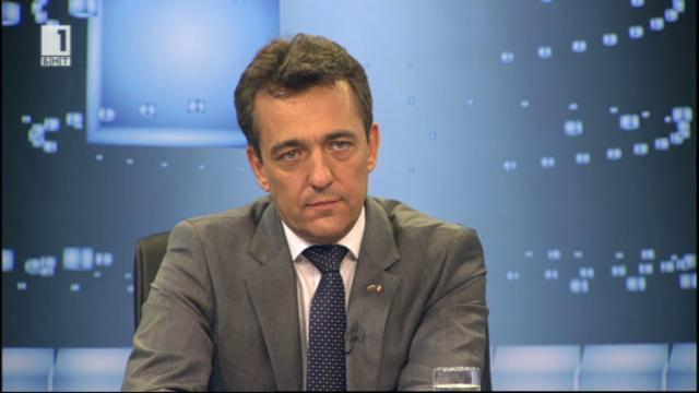 България на езика на дипломацията – френският посланик Ксавие Лапер дьо Кабан