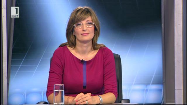 Кризи и решения - вицепремиерът Екатерина Захариева