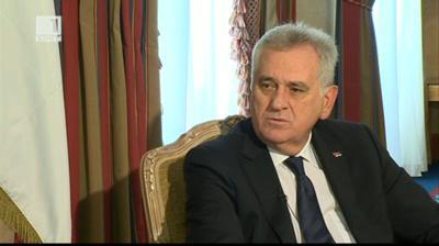 Животът без компромиси е война - президентът на Сърбия Томислав Николич