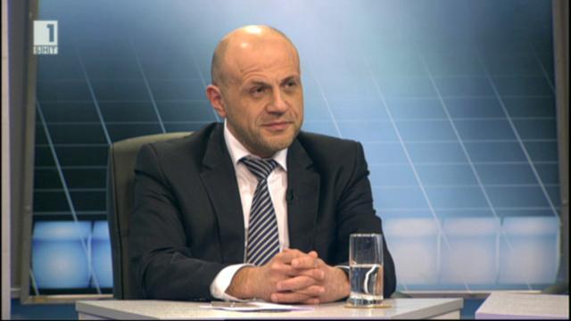 Има ли промяна в ГЕРБ - разговор с Томислав Дончев