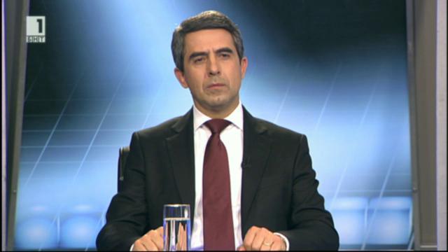 Росен Плевнелиев: Народът ни ще оцени честната позиция на българските политици