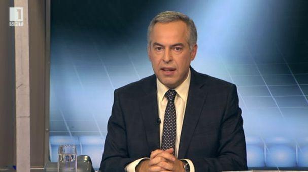 Вицепремиерът Ивайло Калфин в Панорама, 23.01.2015
