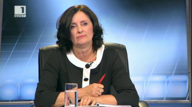 Икономика и криза - вицепремиерът Даниела Бобева